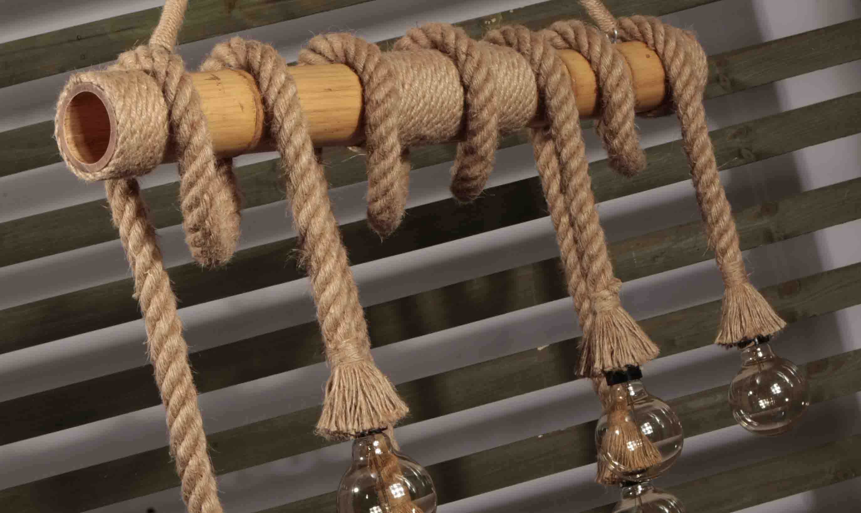 Bambusowa – 6 żarówek